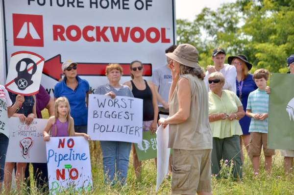 Sign The Petition To Stop Rockwool