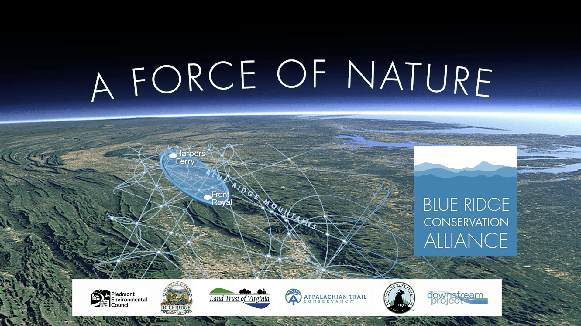 Getting to Know the Blue Ridge Conservation Alliance: The Video